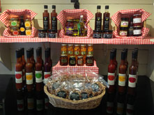 gift baskets and hampers available